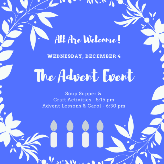 The Advent Event